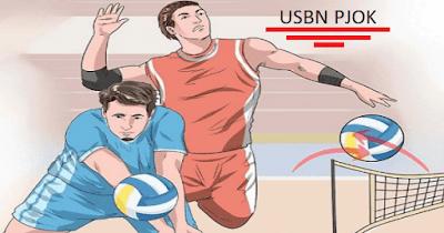 Contoh Soal USBN PJOK/ PENJAS SMK 2019 & Jawaban K13/KTSP