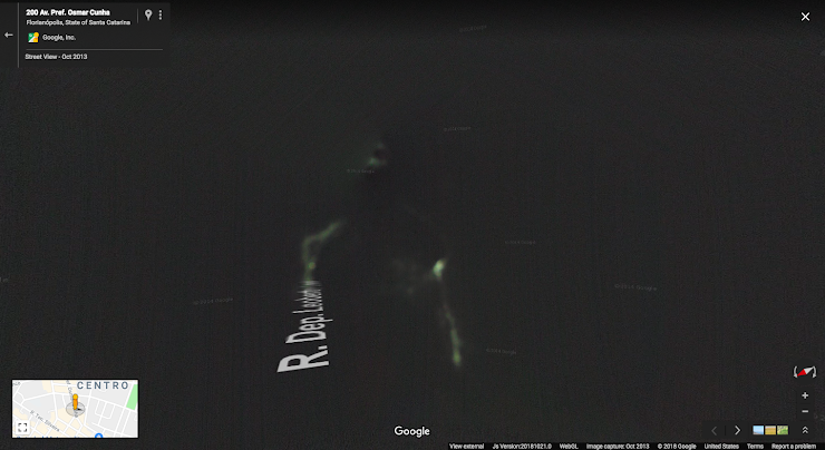 Google Debunks Spooky Google Maps Myths