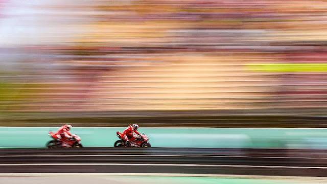 Petrucci: Aku dan Dovizioso Sudah Pol, Ducati...