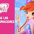 Watch all the Winx transformations!