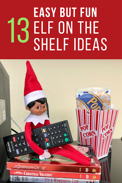 13 Easy Real Life Elf on the Shelf Ideas Any Parent Can Do