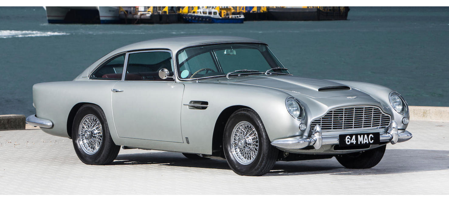 the glass onion beatles journal: paul mccartney's bond car sells for