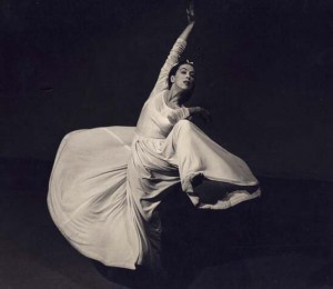 Martha Graham (Blood Memory), modern dancing pioneer