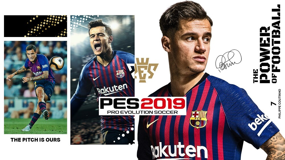 Spesifikasi Game: PES 2019 Mobile Android