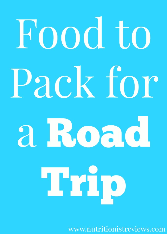 Food to Pack for a Road Trip
