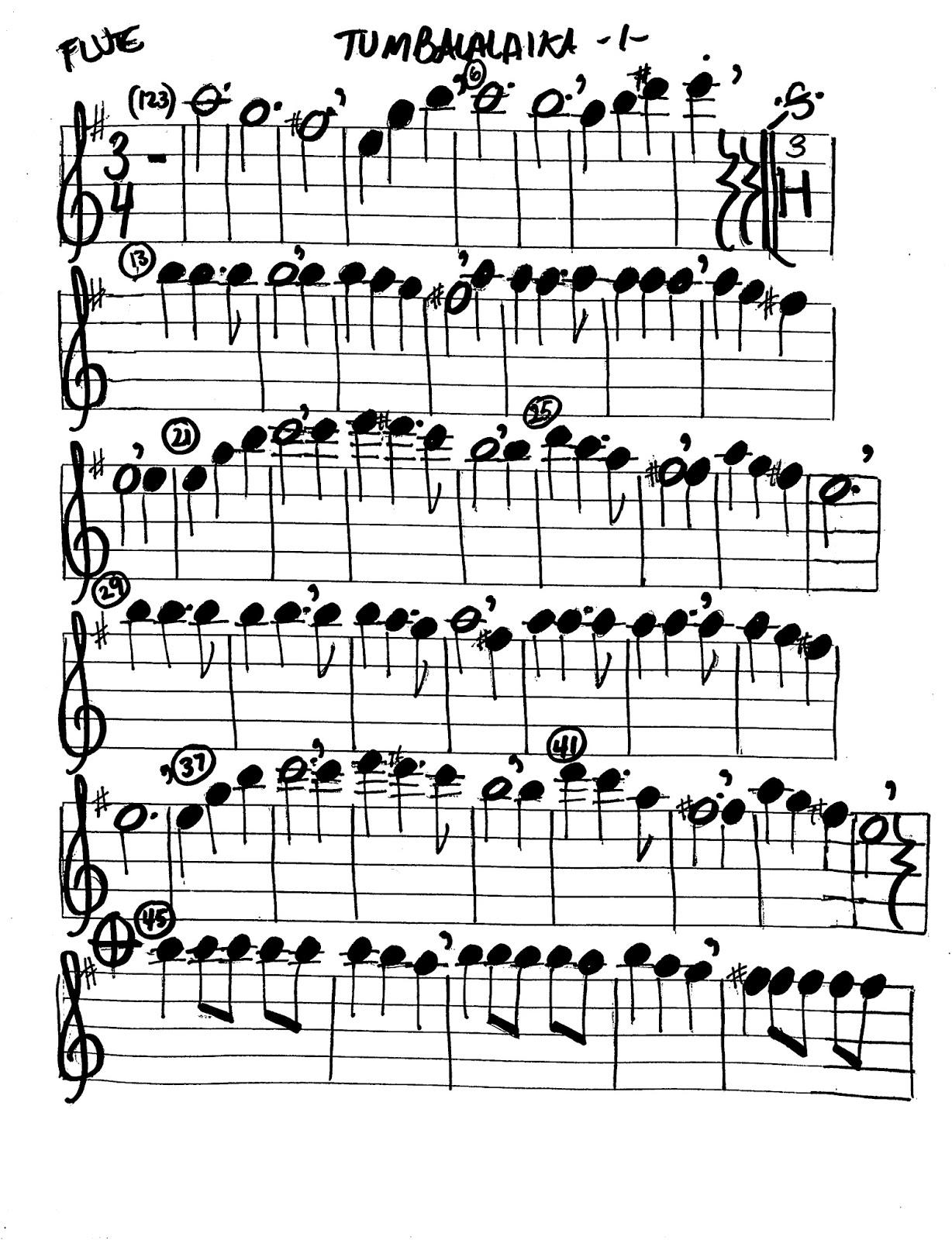 Miss Jacobson's Music: WINTER CONCERT MUSIC 2013: TUMBALALAIKA