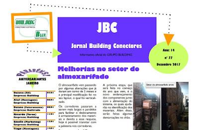 JBC: Edição de Janeiro 2018
