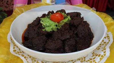 resep rendang daging jawa,cara membuat rendang daging empuk,resep rendang daging sapi pedas