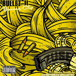 Zuse - Bullet 2: Banana Clip (2016) - Album Download, Itunes Cover, Official Cover, Album CD Cover Art, Tracklist