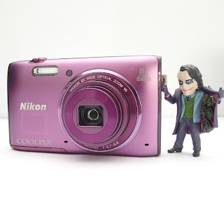 Kamera Nikon Coolpix S5300 ( Built-in Wi-Fi )