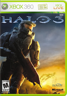 Halo 3 (X-BOX 360) 2007 DUBLADO PT-BR