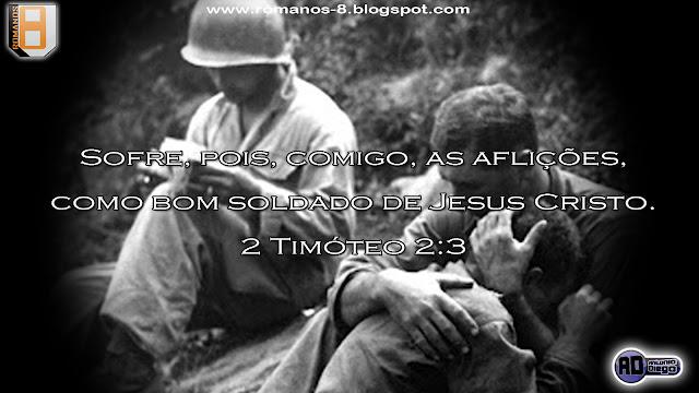 Resultado de imagem para 2 Timóteo 2:3