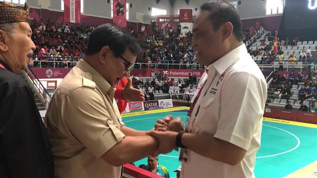 """The New Prabowo"", Strategi Gaet Kaum Milenial"