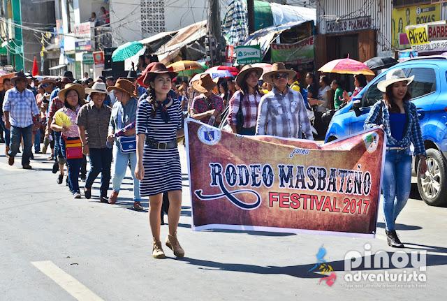 Festivals in Masbate City Philippines