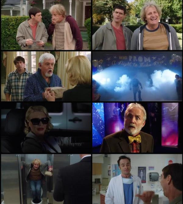 Dumb and Dumber To 2014 Hindi Dubbed 720p DVDRip