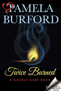 Twice Burned by Pamela Burford