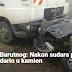 LUKAVAC - Udes kod Barutnog: Nakon sudara pobjegao, a potom udario u kamion
