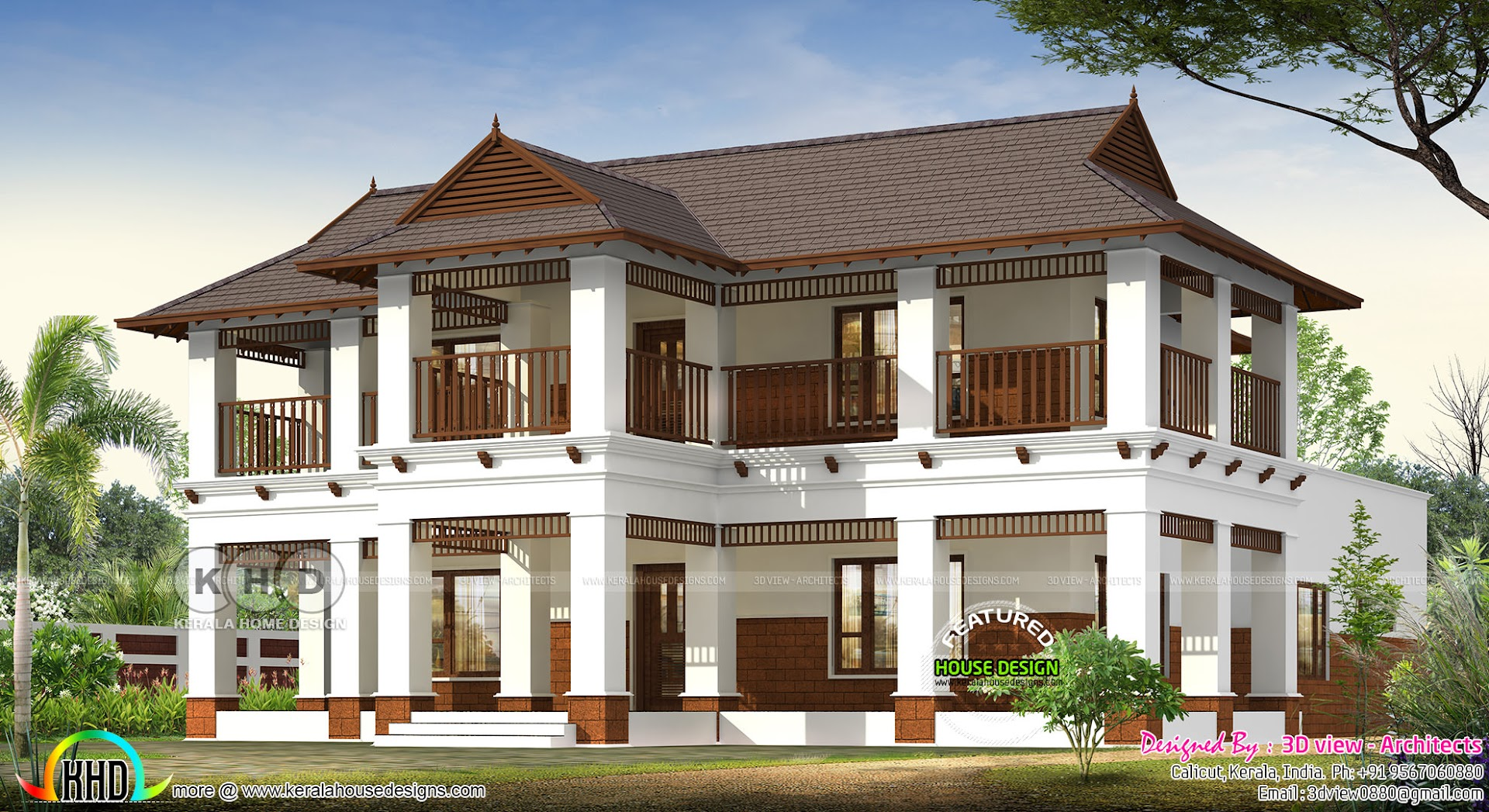 Kerala Home Design Architecture Design