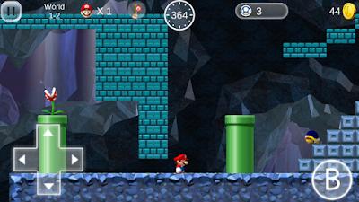 Super Mario 2 HD Mod Apk