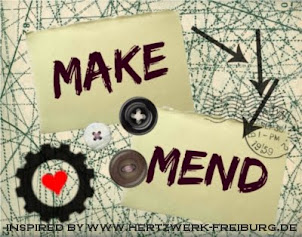 The Make and Mend Challenge!