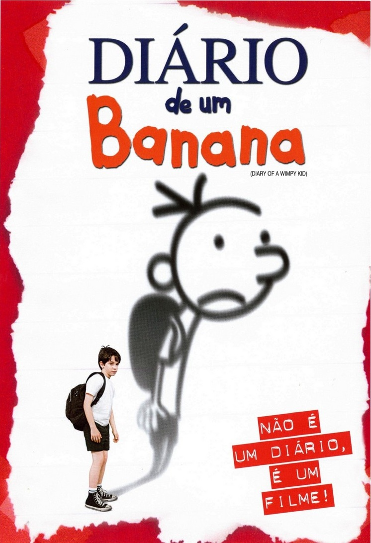 Diário de Um Banana – Legendado (2010)