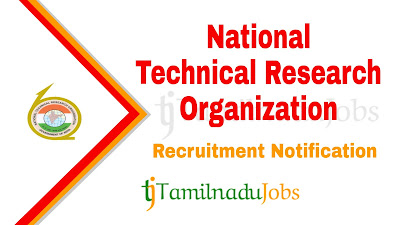 NTRO Recruitment notification 2019, govt jobs for diploma