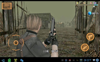 Free Download Resident Evil 4 Apk + Data Game Android Full Version