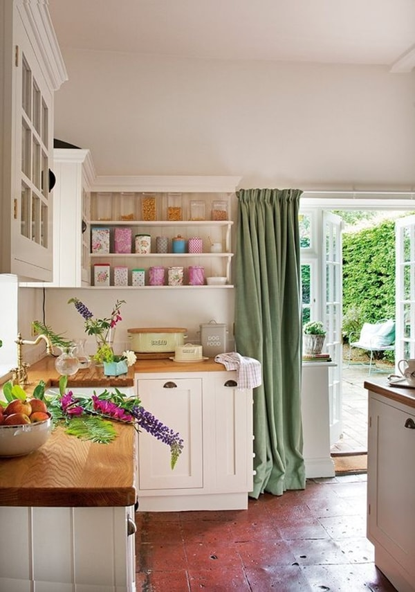 5 Proposals to Renovate the Kitchen With Little Money 6