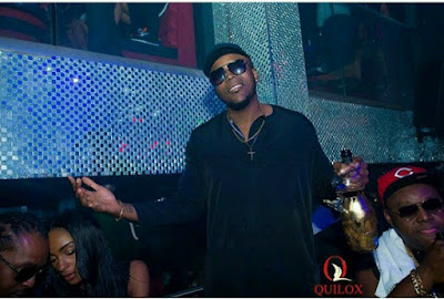 Wizkid, Timaya, 2Baba, Skales & Sound Sultan Hang Out At Quilox Club (PHOTOS)