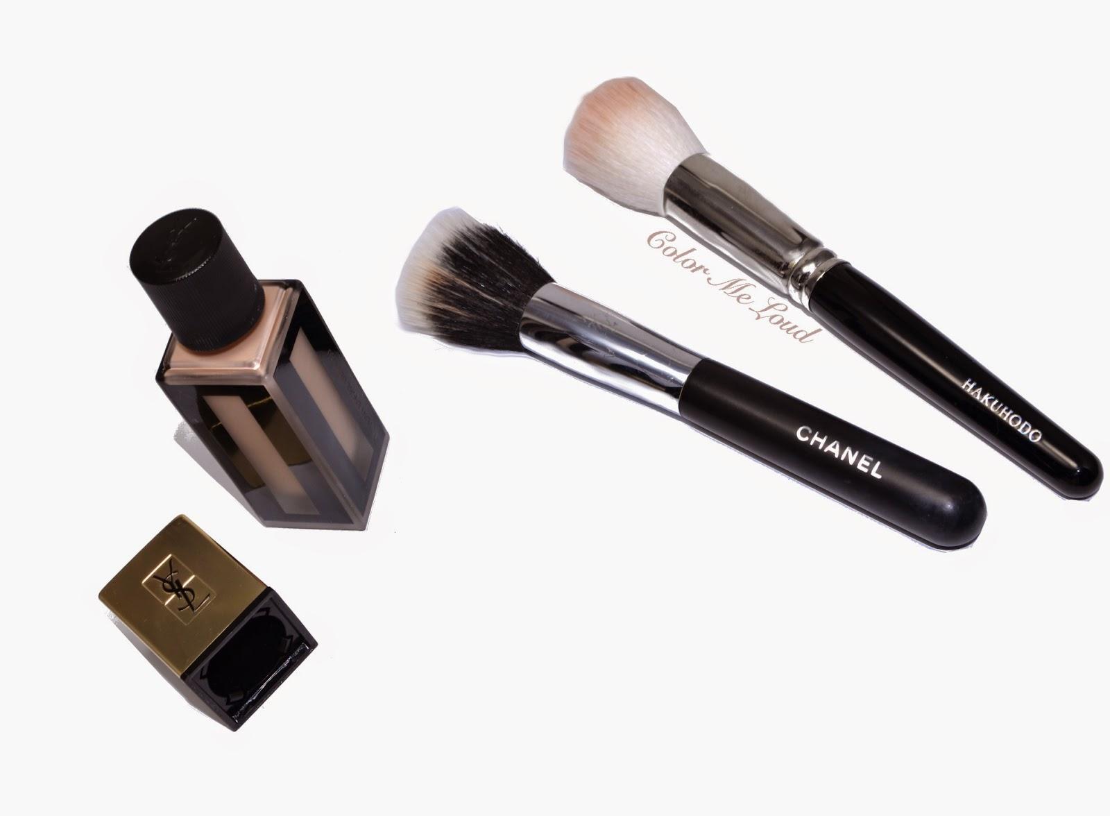 Yves Saint Lau Makeup Brushes Review Saubhaya Makeup