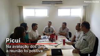 SINPUC realiza atividades com gestores e servidores de Nova Palmeira e Picuí