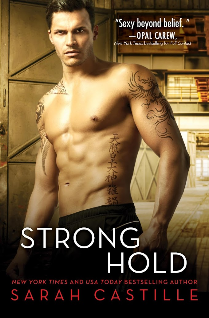 COVER SHARE: Strong Hold by Sarah Castille