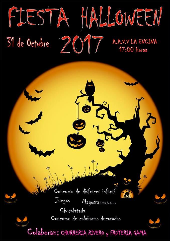Halloween en La Encina, Santander
