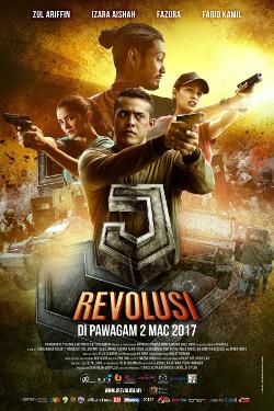 J Revolusi -  Filem Aksi Yang Memang Best