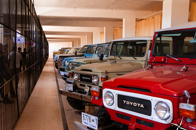 tt del Morocco National Auto Museum