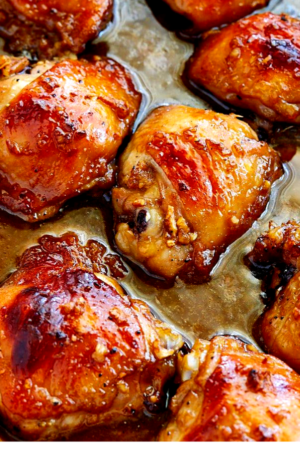 Chicken Thigh Marinade Recipe