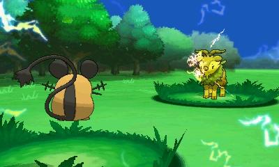 Pokemon Y version Screenshot-2