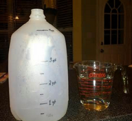 How Many Ounces In A 2 Liter Quarts Gallon