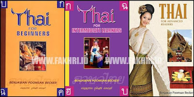 buku, bahasa, thai, thailand, ebook, e-book, dictionary