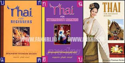 buku, bahasa, thai, thailand, ebook, e-book, dictionary