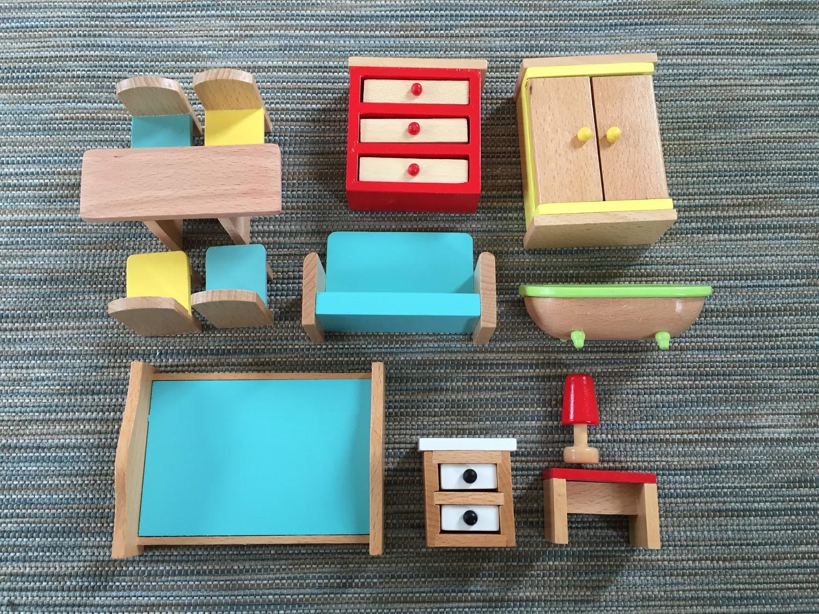 Modern Dollhouse DIY: 2016