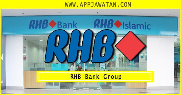 Jawatan Kosong di RHB Bank Group