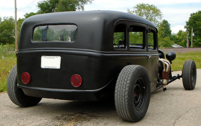 247 autoholic 1934 plymouth m21 four door sedan rat rod for 1930 plymouth 4 door sedan
