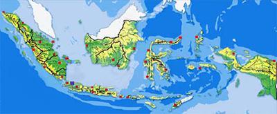 Keindahan Sumber Daya Alam indonesia