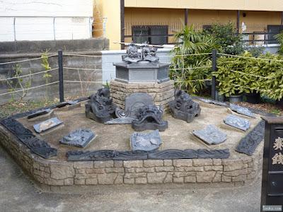 蒲田神社十二支方位