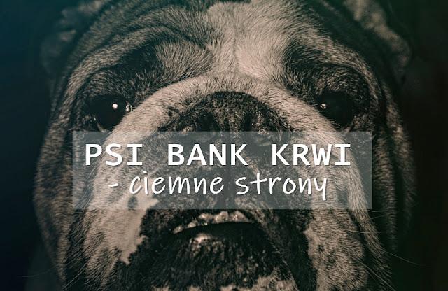 Psi Bank Krwi - ciemne strony