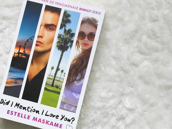 Book Review | Estelle Maskame - Did I Mention I Love You?