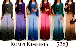 Rompi Kimberly fit to L
