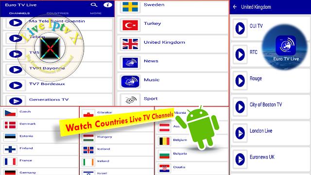 Euro TV Live APK