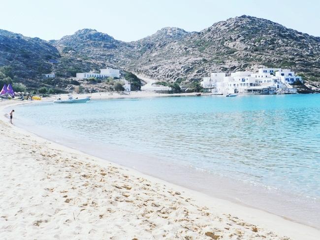 Ios island party beaches